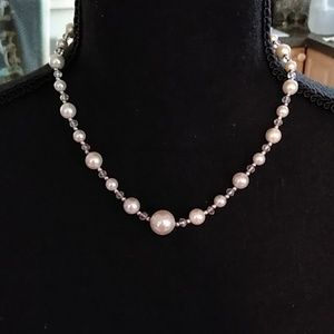 Jewelry - Soft Faux Pearl Necklace